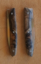Treyssac RwL34 et Noyer - Etuis cuire avec passant