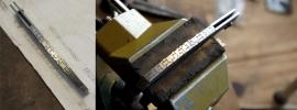 Treyssac XL 14c28N & Noyer stabilisé