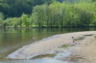 Pose rivière