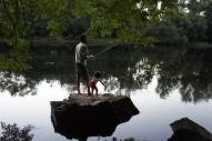 Partie de pêche du soir!