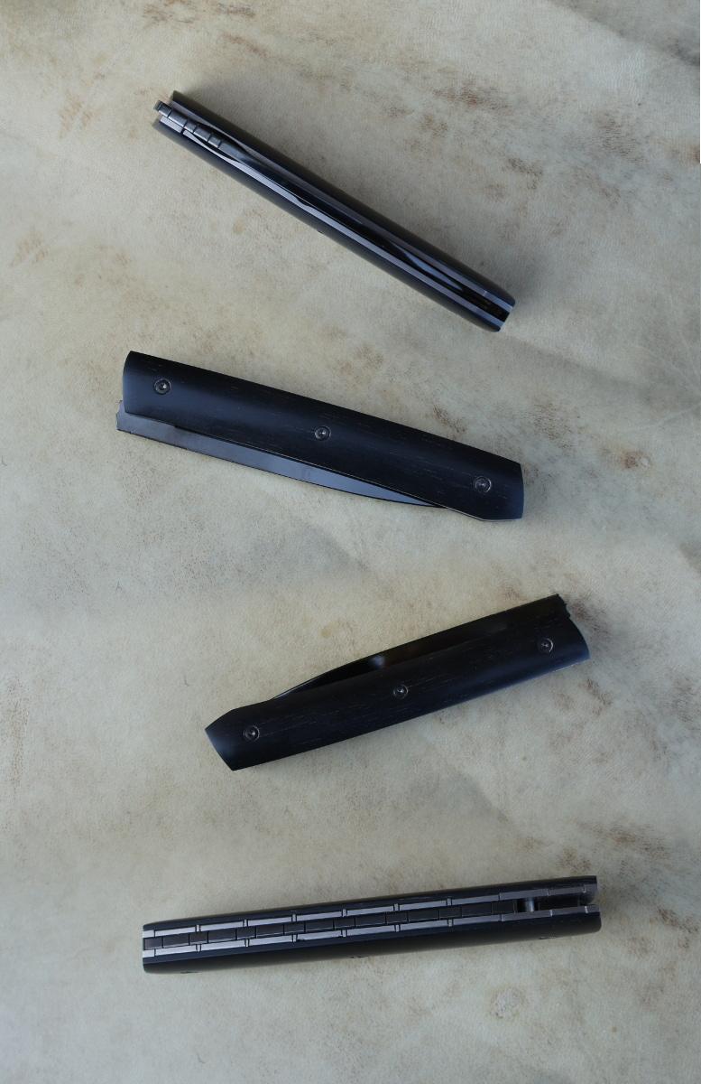 Reka Ebène et Niolox - Noir Carbone