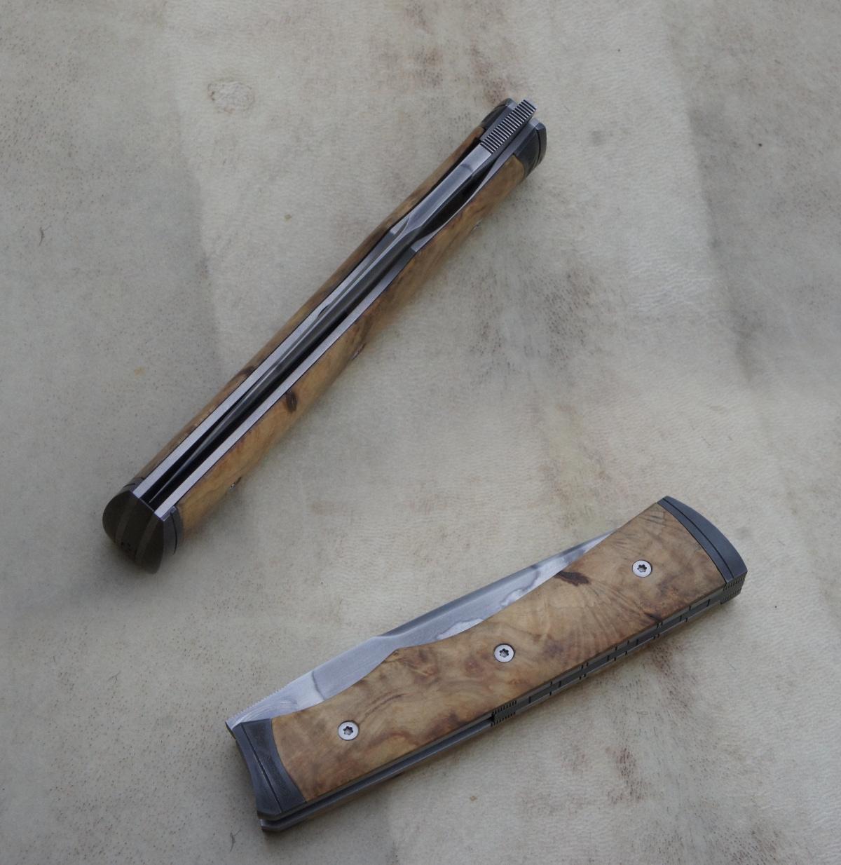 Icitte - 125sC & loupe de buis
