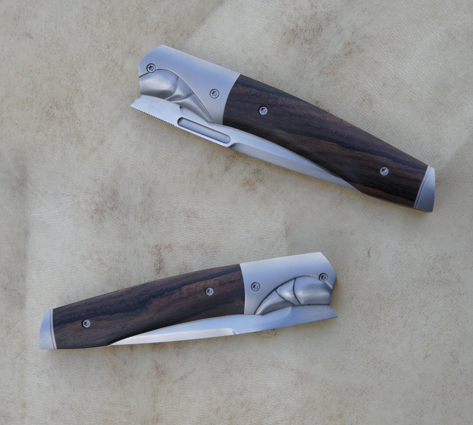 Treyssac Fusion 14c28n & mitres sculptées