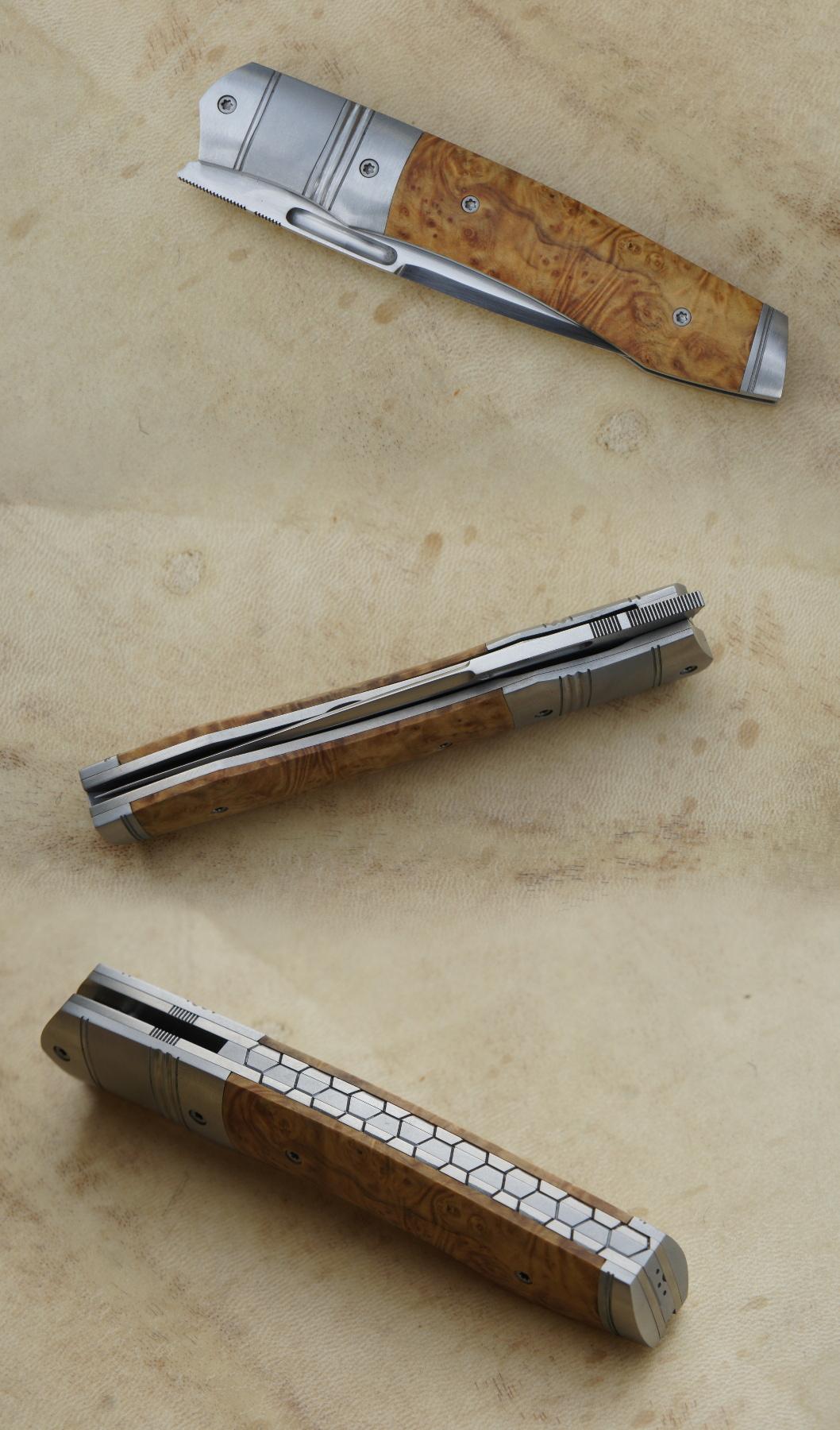 Treyssac Fusion 14c28n & loupe de buis