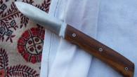 Couteau de type liner lock. Lame RWL34 – liner inox ressort – manche Bois de Fer – guillochage incas. Longueur de lame : 7,5cm. Longueur totale : 17cm. Disponible sur […]