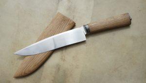 Couteau fixe – cuisine