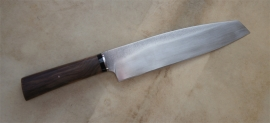 Couteau de cuisine XL  Niolox et Noyer