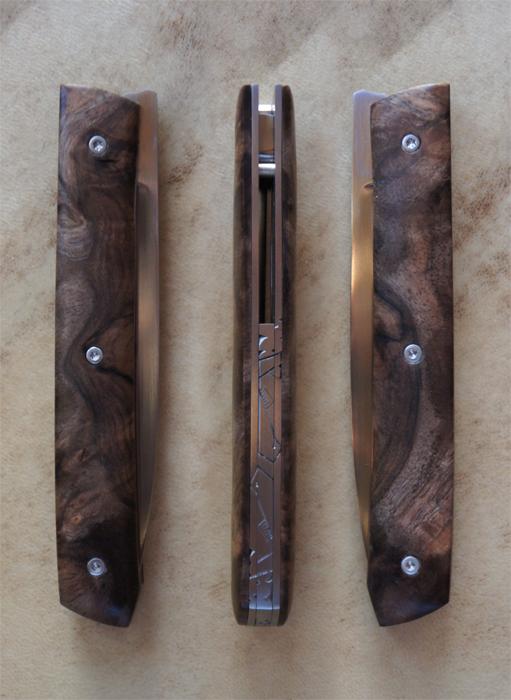 Reka - RWL34 & Noyer - Poisson