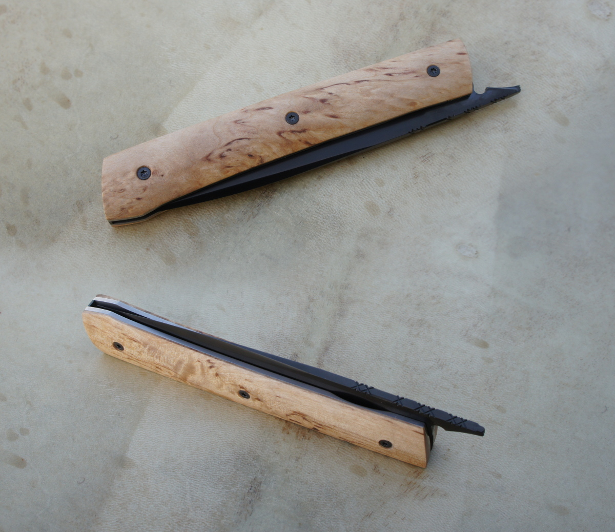 Reka 14c28n & Bouleau de Norvège - Noir BdB